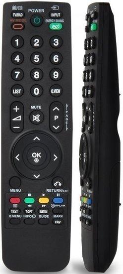 Alternatieve LG AKB69680438 afstandsbediening