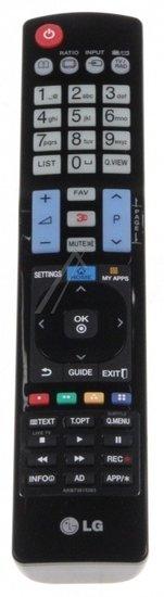 LG AKB72914048 afstandsbediening