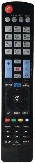 Alternatieve LG AKB72914048 afstandsbediening