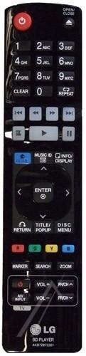 LG AKB72975301 afstandsbediening