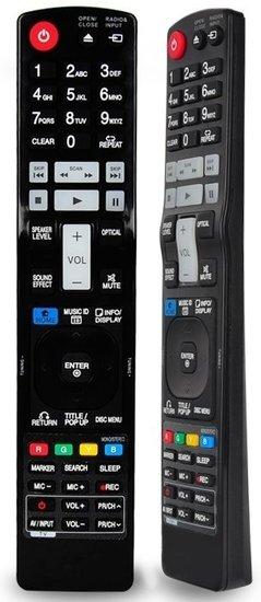 Alternatieve LG AKB73295901 afstandsbediening