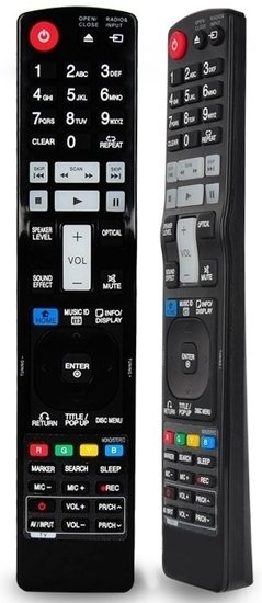 Alternatieve LG AKB73615702 afstandsbediening