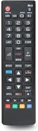 Alternatieve LG AKB73715637 afstandsbediening