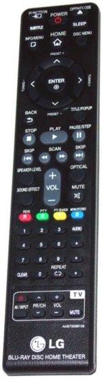 LG AKB73596109 afstandsbediening