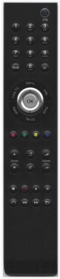 Originele Ziggo Cisco afstandsbediening - 8455 & 8485