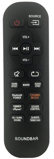 Alternatieve Samsung AH59-02692A afstandsbediening