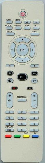 Philips DSR7141 afstandsbediening
