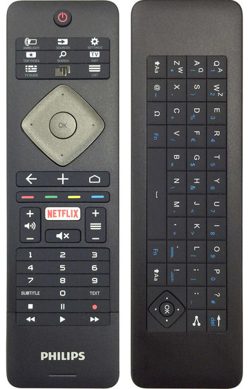 Philips 996596000116 afstandsbediening