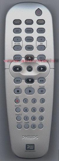 Philips DVDR3440H afstandsbediening