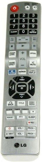LG COV30849804 afstandsbediening