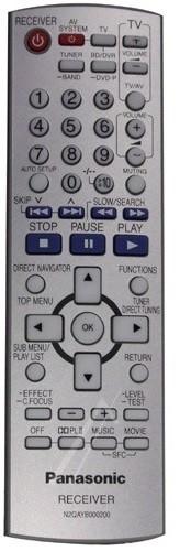 Panasonic N2QAYB000200 afstandsbediening