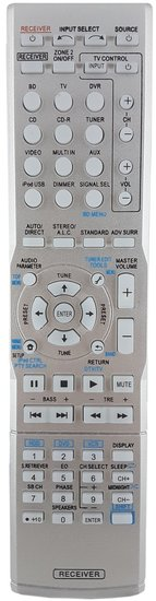 Alternatieve Pioneer AXD7532 afstandsbediening
