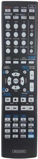 Alternatieve Pioneer AXD7662 afstandsbediening