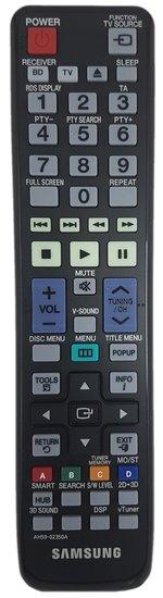 Samsung AH59-02350A afstandsbediening