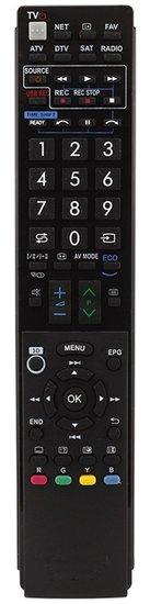 Alternatieve Sharp RRMCGA841WJSA afstandsbediening