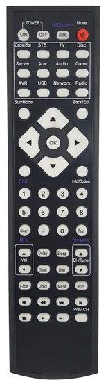 Harman Kardon AVR161S afstandsbediening