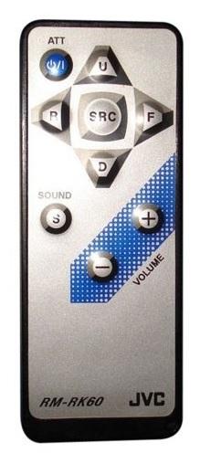 JVC RM-RK60 afstandsbediening