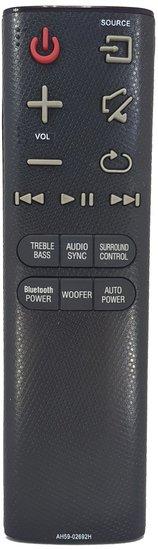 Alternatieve Samsung AH59-02692H afstandsbediening