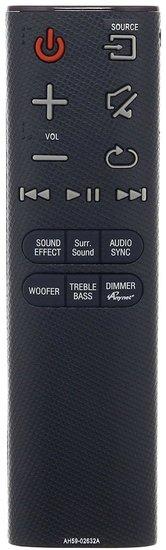 Alternatieve Samsung AH59-02632A afstandsbediening