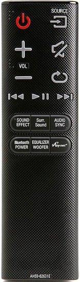 Alternatieve Samsung AH59-02631E afstandsbediening