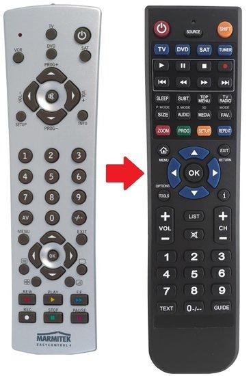 Marmitek TV ANYWHERE afstandsbediening