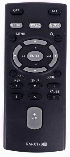 Sony RM-X176 afstandsbediening
