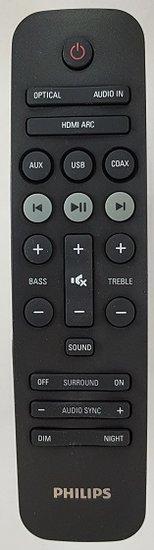 Philips 996580000772 afstandsbediening