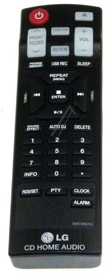 LG AKB73655743 afstandsbediening