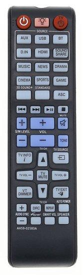 Alternatieve Samsung AH59-02583A afstandsbediening