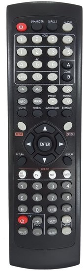 Alternatieve Yamaha RAV464 ZA113600 afstandsbediening