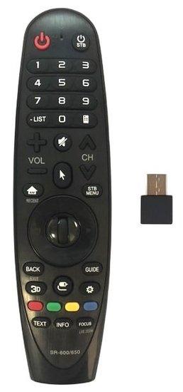 Alternatieve LG AN-MR18BA afstandsbediening