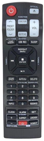 LG AKB73655707 afstandsbediening