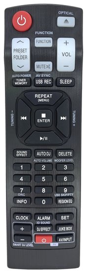 LG AKB73655762 afstandsbediening