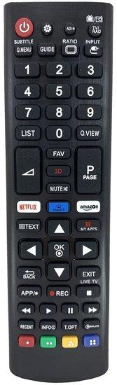 Alternatieve LG AKB75055701 afstandsbediening