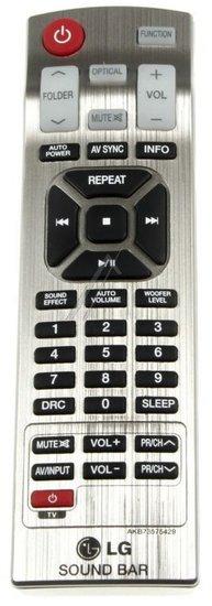 LG AKB73575429 afstandsbediening
