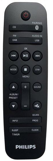 Philips 996580010583 afstandsbediening