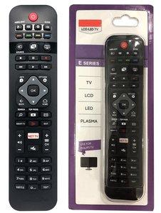 Afstandbediening geschikt voor alle Philips TV's