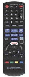 Alternatieve Panasonic N2QAYA000205 afstandsbediening