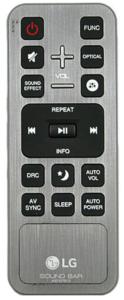 LG AKB74375515 afstandsbediening