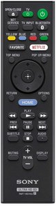 Sony RMT-VB310E afstandsbediening