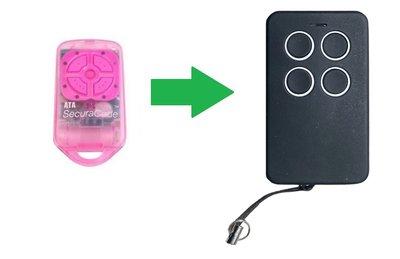 ATA PTX4 PINK (alternatieve handzender)