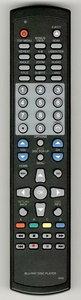 Philips BDP5100 vervangende afstandsbediening