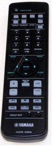 Originele Yamaha CDR5 WE88550 afstandsbediening