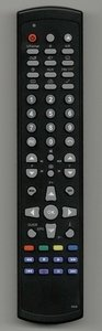 KPN TF5300PVR-D afstandsbediening