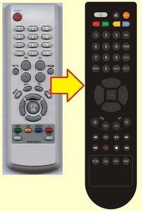 Samsung MF59-00285A afstandsbediening