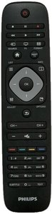 Philips 42PFL4307K afstandsbediening