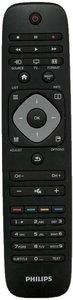 Philips 42PFL4007K afstandsbediening