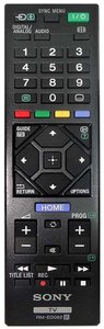 Sony RM-ED062 afstandsbediening