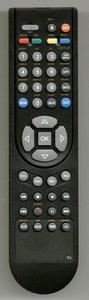 Provision DVD3854 afstandsbediening ALTERNATIEF