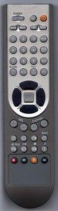 Finepas VTX-5000CNX afstandsbediening